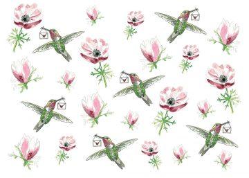 Affiche 8 x 10 Colette & Magnolia
